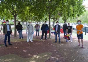 Sanificato il parco giochi di Vulcania a Catania