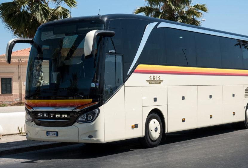 """Sais Trasporti: """"Autobus interregionali ancora fermi fino al 2 giugno"""""""