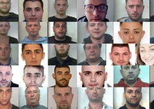 Mafia, da Catania a Rimini: maxi blitz a Santapaola Ercolano, 46 arresti