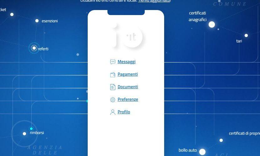 """Ecco """"IO"""", l'app che cambia il modo di lavorare del servizio pubblico italiano"""
