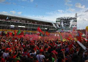 F1, ufficializzate le prime otto gare del mondiale: c'è Monza!