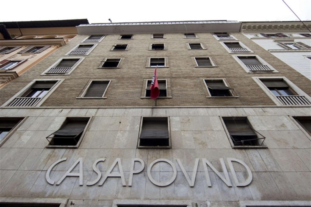CasaPound, Via Napoleone III: storia e segreti della sede sgomberata