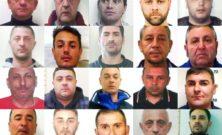 Mafia, estorsioni e droga: 20 arresti ai Santapaola-Ercolano – FOTO e NOMI