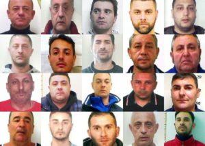 Mafia, estorsioni e droga: 20 arresti ai Santapaola-Ercolano - FOTO e NOMI