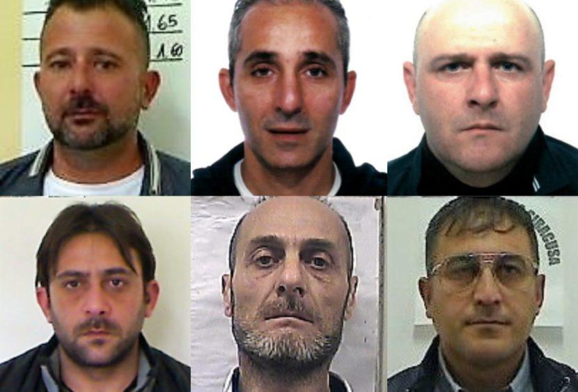 L'antagonismo e gli omicidi: 6 arresti tra i Santapaola-Ercolano – FOTO e NOMI