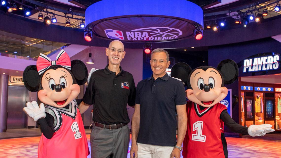 NBA is back: si riparte da Disney World