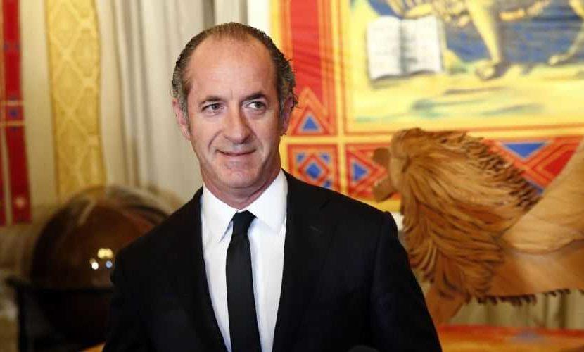 Covid-19, zero contagi e vittime in Veneto: felice il presidente Zaia