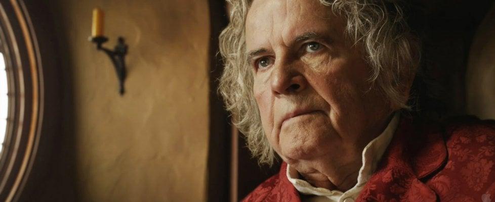 Muore l'attore Ian Holm: interpretò Bilbo Baggins nel 'Signore degli Anelli'