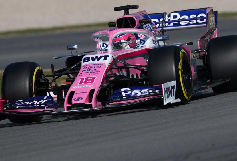F1, UK: prove libere nel segno della Racing Point, Ferrari in difficoltà