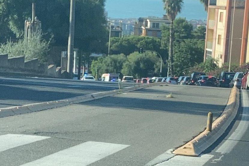 Catania, incidente mortale vicino la Cittadella Universitaria
