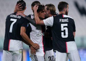 Serie A: sconfitte a sorpresa per Lazio e Inter, la Juve adesso prende il largo