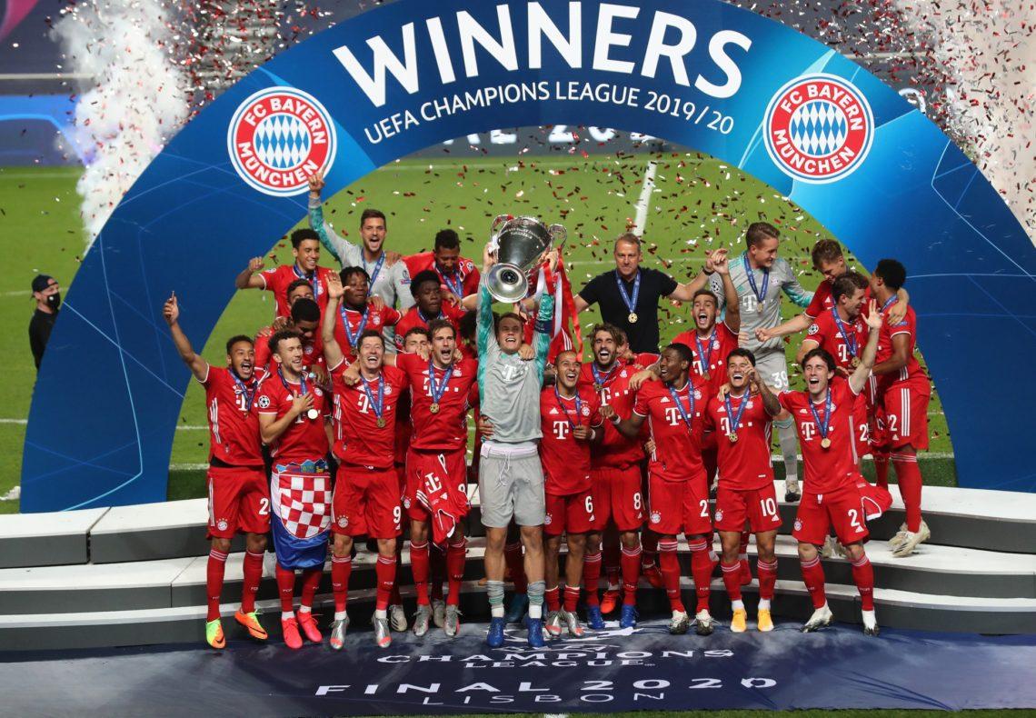 Champions League: Il Bayern Monaco vince la finale!