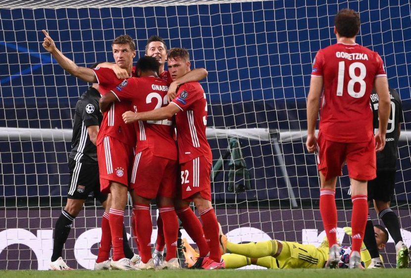 Champions League: Bayern in finale, nulla da fare per il Lione