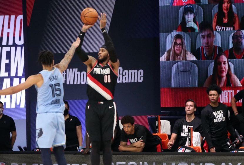NBA: Portland batte Memphis e vola ai playoff