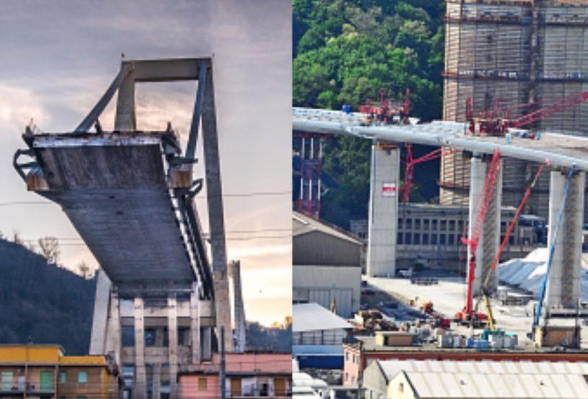 Ponte di Genova: a due anni dal crollo, l'inaugurazione del nuovo viadotto