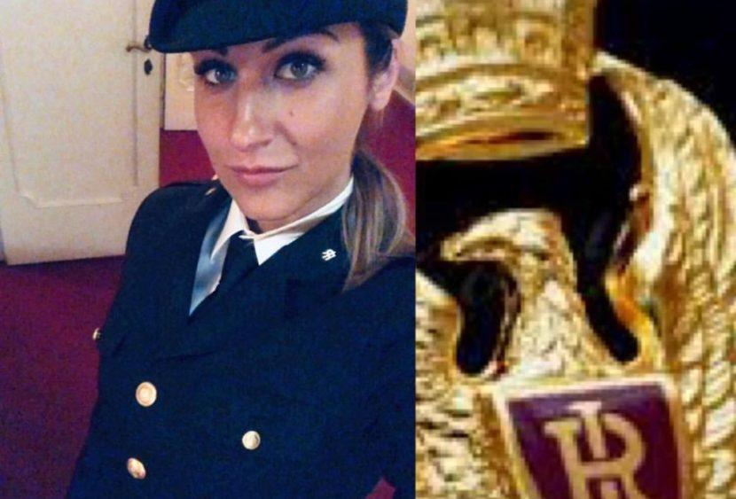 Arianna, la poliziotta sospesa per un tatuaggio: «Fatemi servire il mio paese»