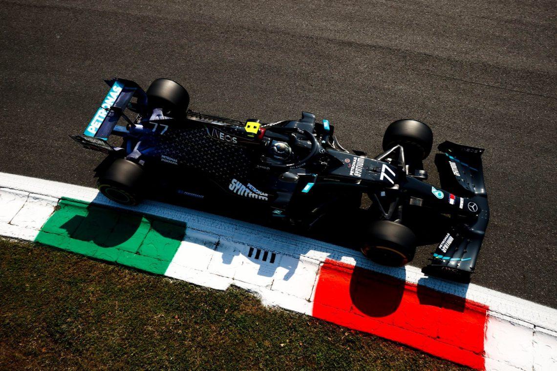 F1, FP di Monza: Mercedes imprendibili, sorpresa AlphaTauri