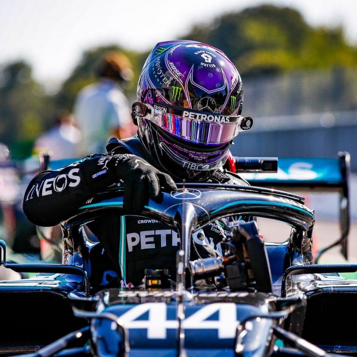F1, Mugello: Hamilton è il primo poleman, Leclerc 5°, Vettel solo 14°