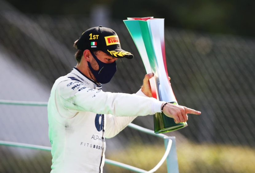 F1, le pagelle di Monza: Gasly le magnifique, Ferrari disastrosa