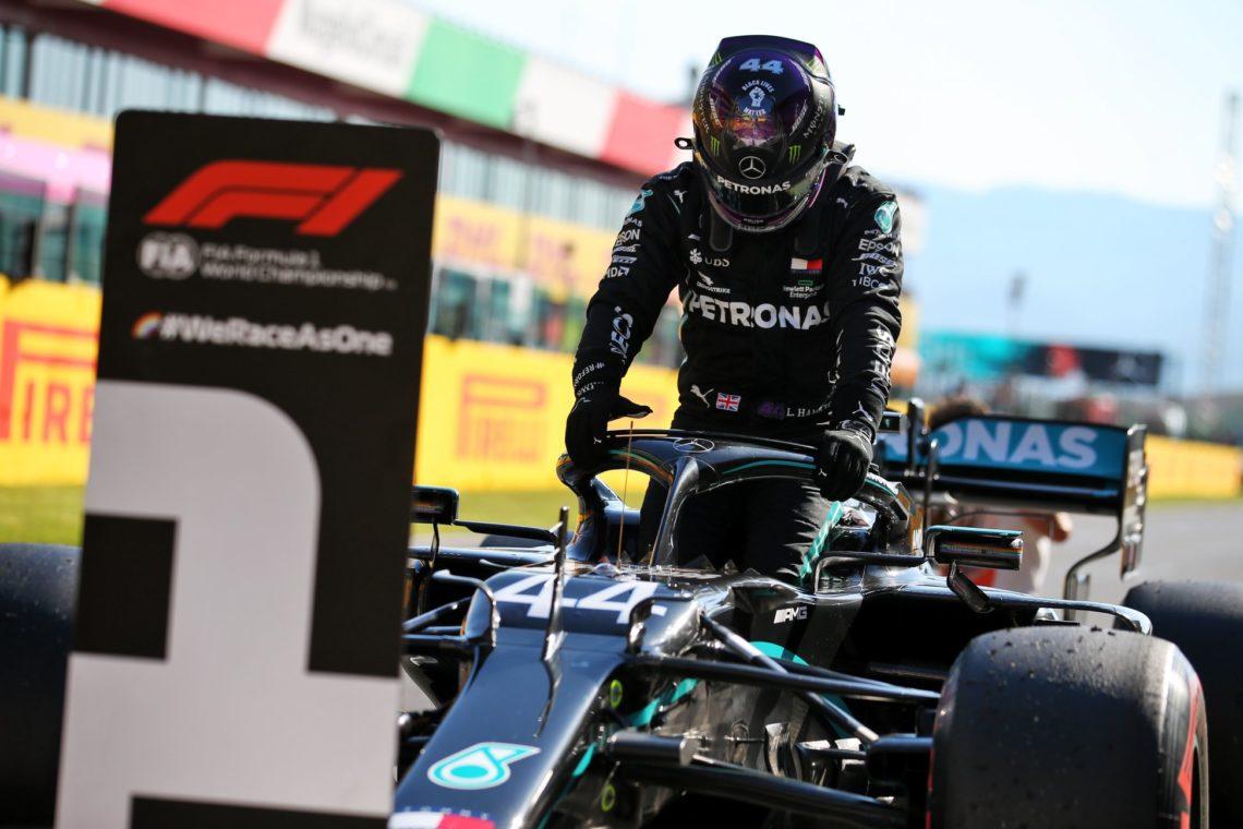 F1, GP della Toscana: Mugello show, Hamilton vince una gara a eliminazione