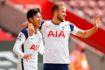Premier League: colpaccio Crystal Palace, Son e Kane devastanti