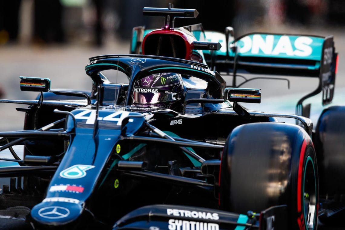 F1, Hamilton domina e fa 91vittorie in Germania: Verstappen e Ricciardo a podio
