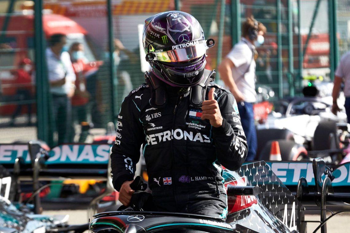 GP Portimão, divertente ma risultato scontato: Hamilton fa 92 e demolisce Bottas