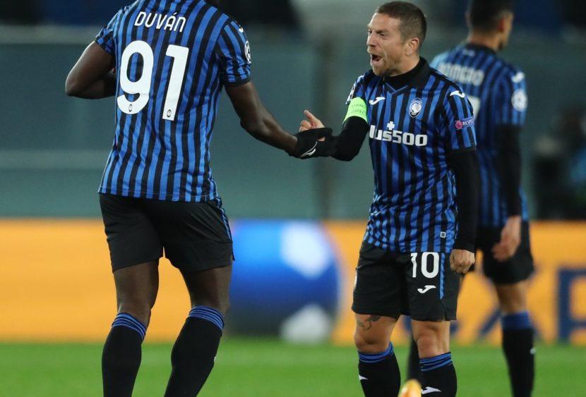 Champions League: squadre italiane a secco di vittorie.
