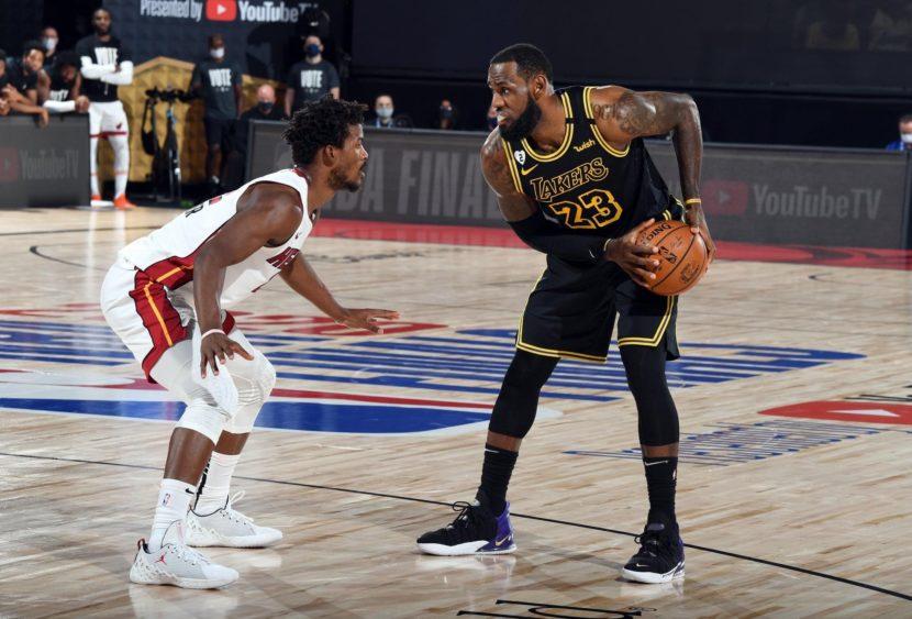 NBA: Miami, cuore e grinta. LeBron eroico, ma il protagonista è Butler
