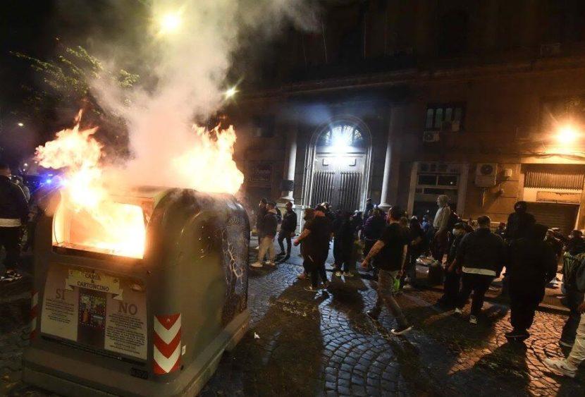 I retroscena della notte di Napoli: tra criminalità, ultras e fascismo