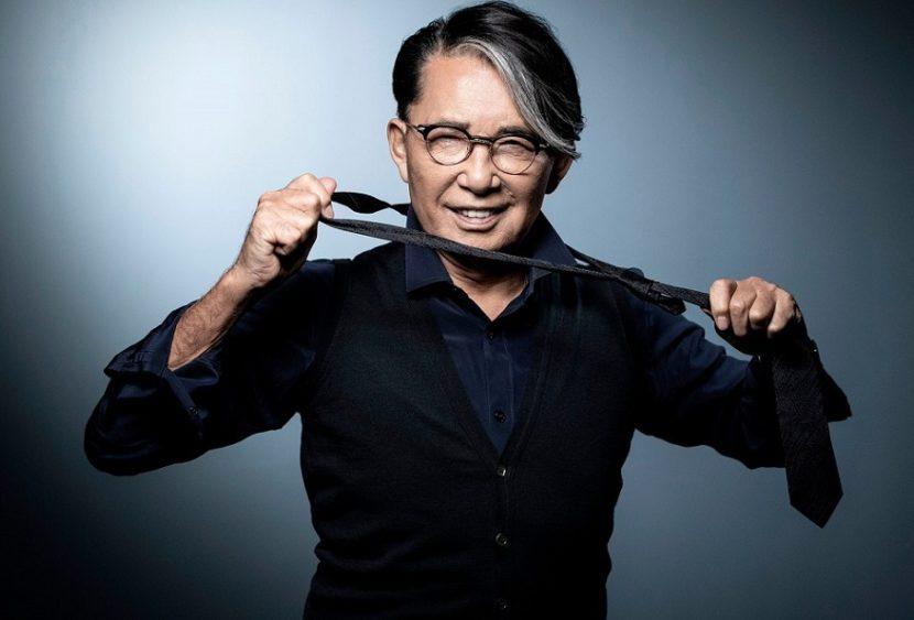 Kenzō Takada, la storia dello stilista giapponese morto per Covid-19