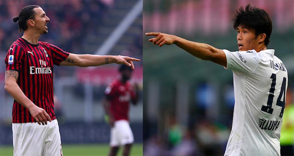 Serie A, top & flop: Ibra, che derby! Chiesa avventato e Caceres distratto