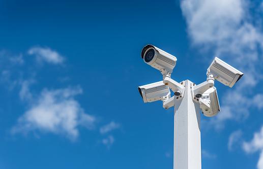 Video sorveglianza: installazione di 213 telecamere per la sicurezza urbana