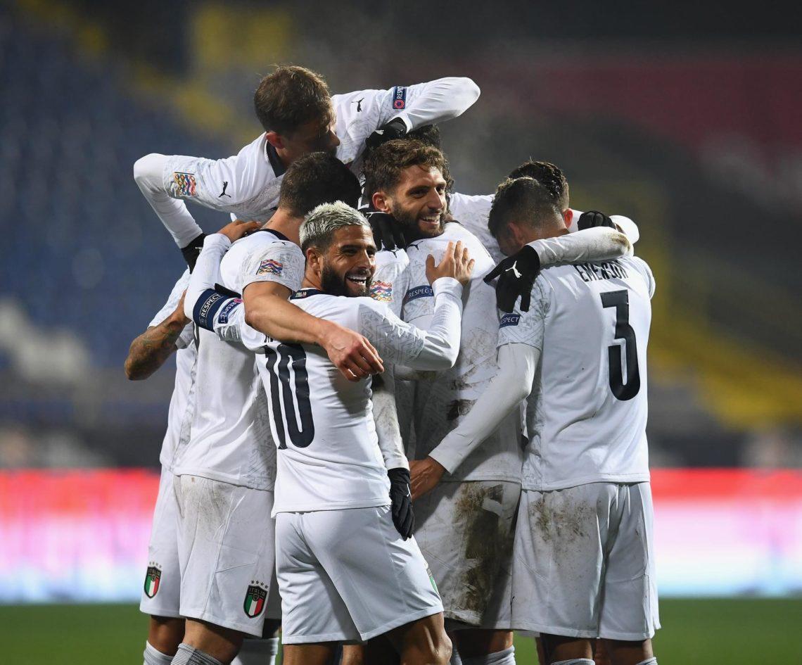 Nations League: Italia alle Final Four, ciliegina sulla torta per gli Azzurri
