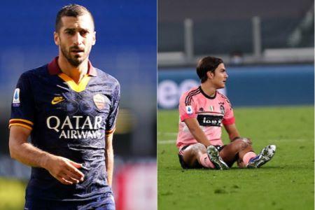 Serie A, top & flop: Mkhitaryan che show, Dybala impreparato
