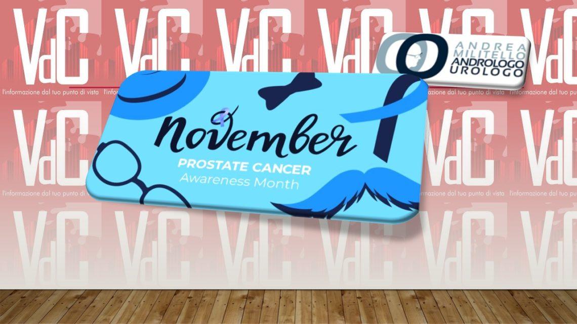 Novembre è il mese della prevenzione maschile, tu sei mai stato dall'urologo?