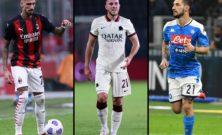 Europa League, pari Milan. Napoli nel segno di D10S, Roma qualificata