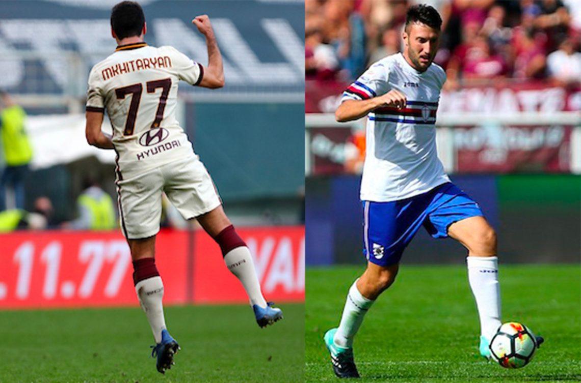 Serie A, top & flop: Mkhitaryan leader, Regini errore da matricola