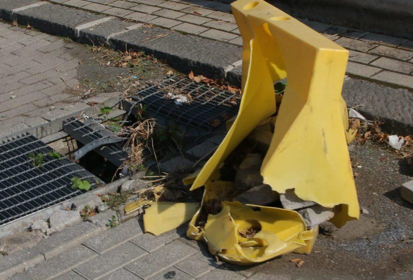 Allarme per i furti di rame nei tombini delle strade di Catania