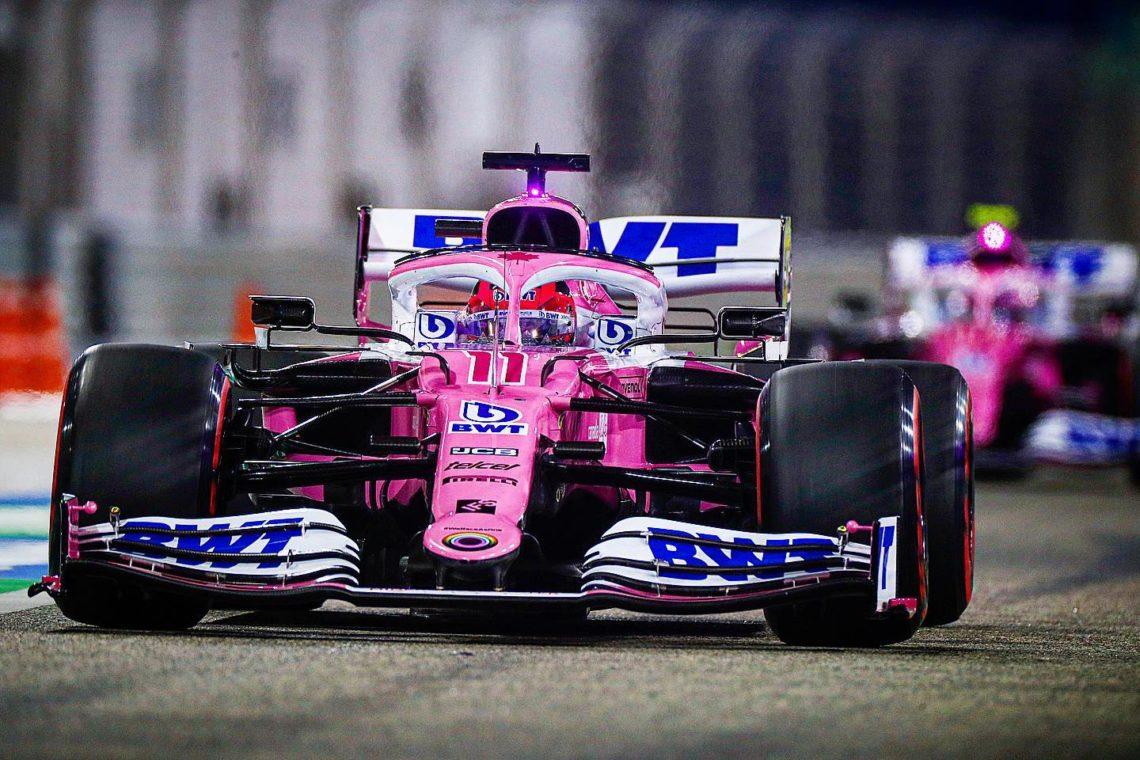 F1, Sakhir: Perez prima vittoria in carriera, Ocon e Stroll 2° e 3°. Sfortunato Russell