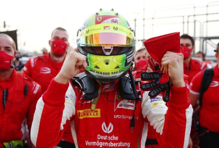 Schumacher campione del mondo F2, dal 2021 in Haas: continua il percorso sulle orme del padre