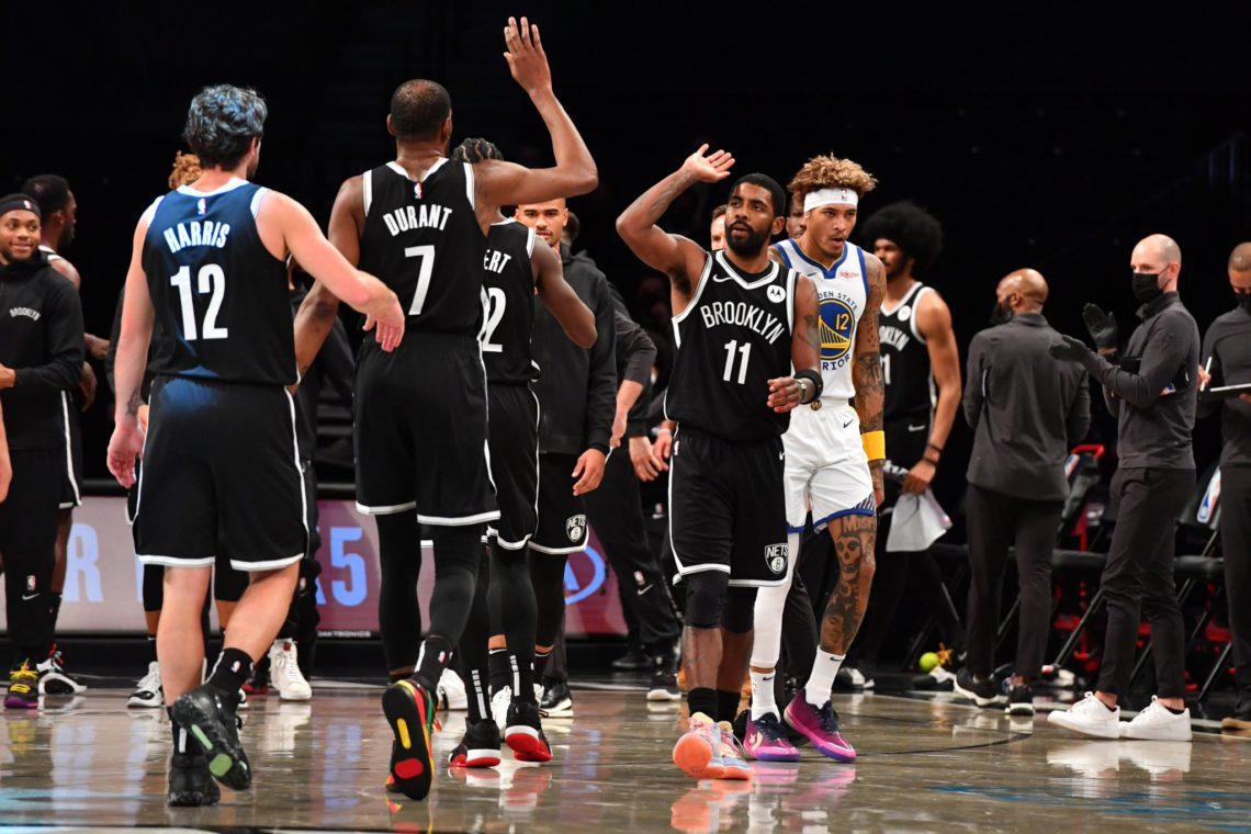 NBA: Durant e Irving da applausi, i Clippers rovinano la festa dei Lakers