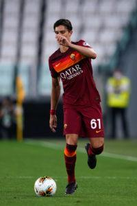 Europa League, Riccardo Calafiori (Roma)