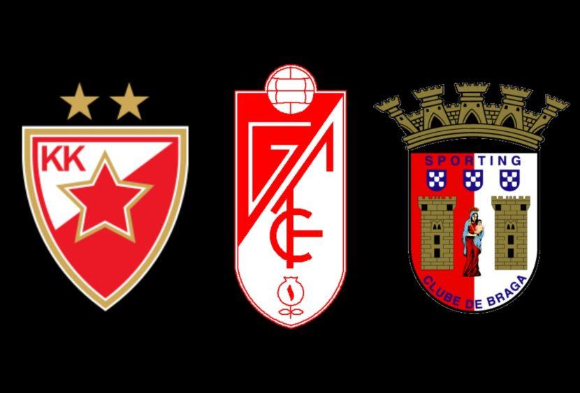 Europa League, tutto su Stella Rossa, Granada e Braga: i pregi e i difetti