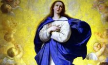 Giorno 8 dicembre festa dell'Immacolata Concezione di Maria: tra storia e religione