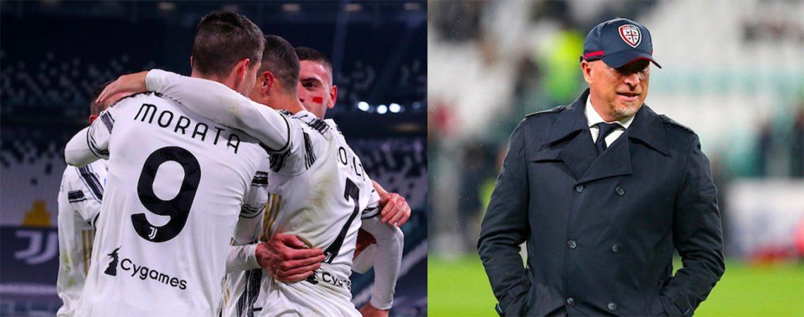 Serie A, top & flop: la Juventus firma un poker, Maran ai saluti