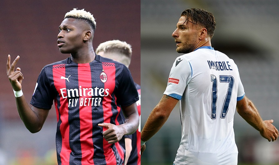 Serie A: il Milan ospita la Lazio per mantenere il primato, l'Inter a Verona