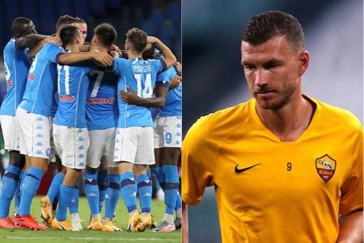 Serie A, top & flop: il Napoli onora Maradona, Dzeko perde la bussola