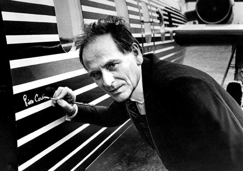 Parigi: è morto lo stilista Pierre Cardin, aveva 98 anni