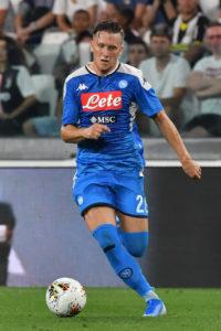 Piotr Zielinsky, centrocampista Napoli